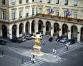 Statue of Jeanne d'Arc in Paris, Rue de Rivoli 2008.jpg