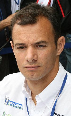 Stéphane Sarrazin - Sarrazin in 2007