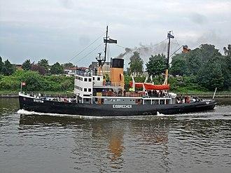 SS Stettin (1933) - Image: Stettin im NOK2