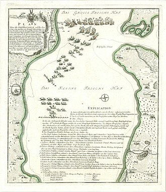 1759 in Sweden - Stettiner Haff - Battle of 1759