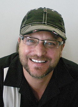 Steve Blum at the Code Gaess Premiere2.jpg