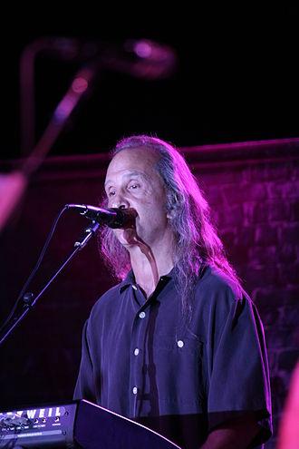 Steve Walsh (musician) - Steve Walsh in 2008.