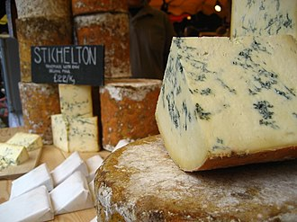 Stichelton - Stichelton at the Borough Market