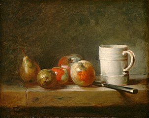 Still Life with a White Mug