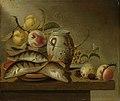 Stilleven met aarden kruik, vissen en vruchten Rijksmuseum SK-A-1528.jpeg