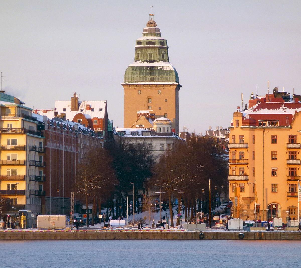 3b7cdd48880d Stockholms rådhus – Wikipedia