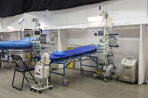 Stockholmsmässan, fältsjukhus, 2020-03-30 (4)