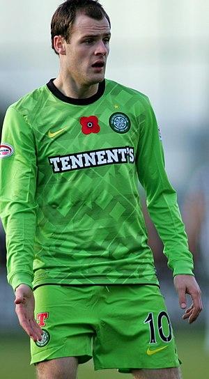 Anthony Stokes - Stokes for Celtic, November 2010