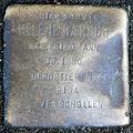 Stolperstein-Helene Baruch geb Friedemann-Koeln-cc-by-denis-apel.jpg