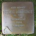 Stolperstein Hedwig Langstadt Rottmannstraße 28 Ahlen.nnw.jpg