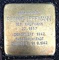 Stolperstein Kleve Hagsche Straße 8-10 Regine Leffmann.jpg