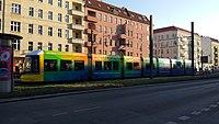 Straßenbahn Berlin 8025 Greifswalder Straße Danziger Straße 180228.jpg
