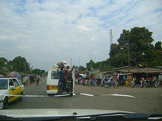 Transport in Guinea