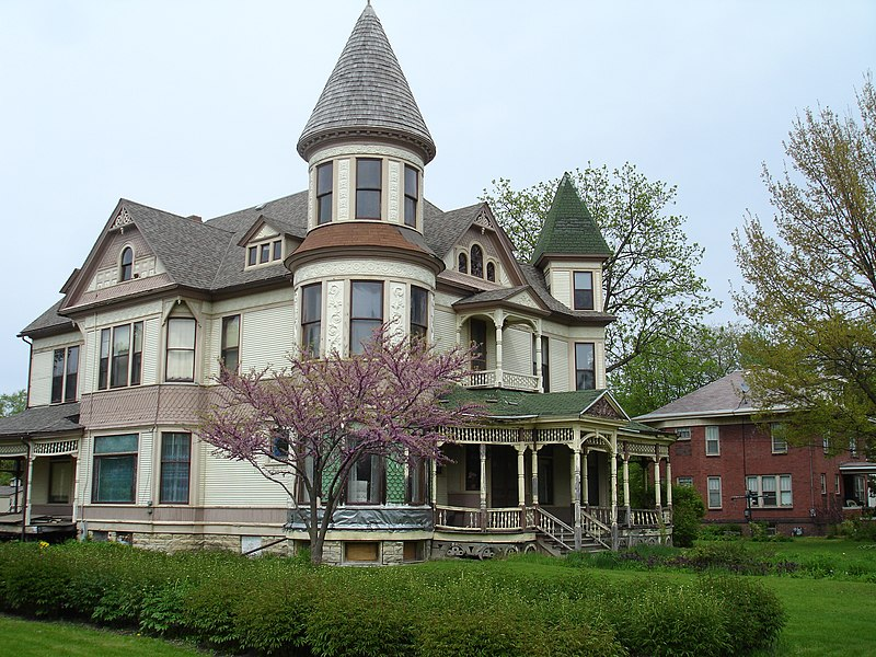 Datei:Streator IL Silas Williams House1.jpg