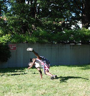 Flare (acrobatic move)
