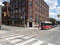 Streetcar passes the NE corner of Parliament and King, 2016 07 02 (1).JPG - panoramio.jpg