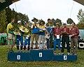Stupně vítězů MČR 2002 v OB štafet - muži.jpg