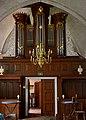 Stynsgea, Augustinustsjerke, oargel.jpg