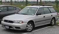 Subaru Legacy (second generation) thumbnail