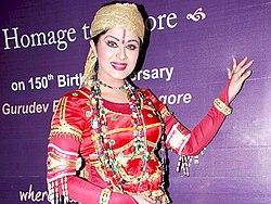 Sudha chandran rabindranath tagore 150th birth aniversary celebration.jpg