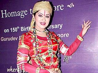 Sudha Chandran Indian dancer and actress