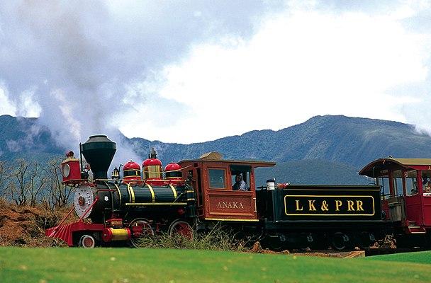 Lahaina, Kaanapali and Pacific Railroad