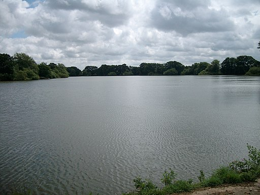 Sulby Reservoir, Northamptonshire