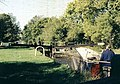 Sulhamstead Lock - No.100 - Kennet and Avon Canal - geograph.org.uk - 481183.jpg