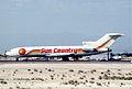Sun Country Airlines Boeing 727-251; N293US, September 1988 DBT (5444779859).jpg