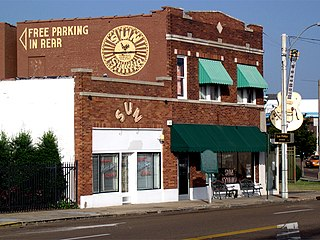 Sun Studio United States historic place