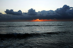 Sunset Cliffs, San Diego - Image: Sunset Cliffs View 1