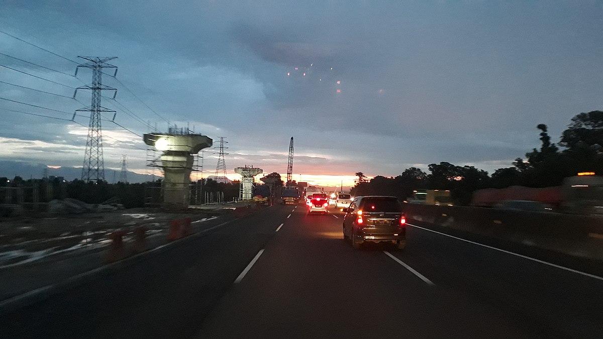 Jalan Tol Layang Jakarta–Cikampek - Wikipedia bahasa