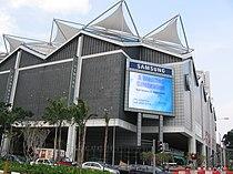 Suntec Singapore International Convention and Exhibition Centre, Aug 06.JPG