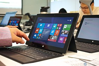 Surface Pro 2 - Surface Pro 2 with Type Cover
