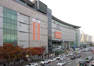 Suwon Station - Suwon Station