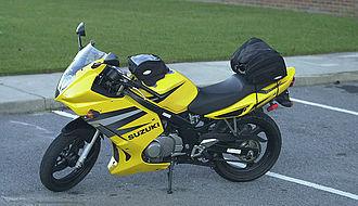 Suzuki GS500 - 2004 GS500F