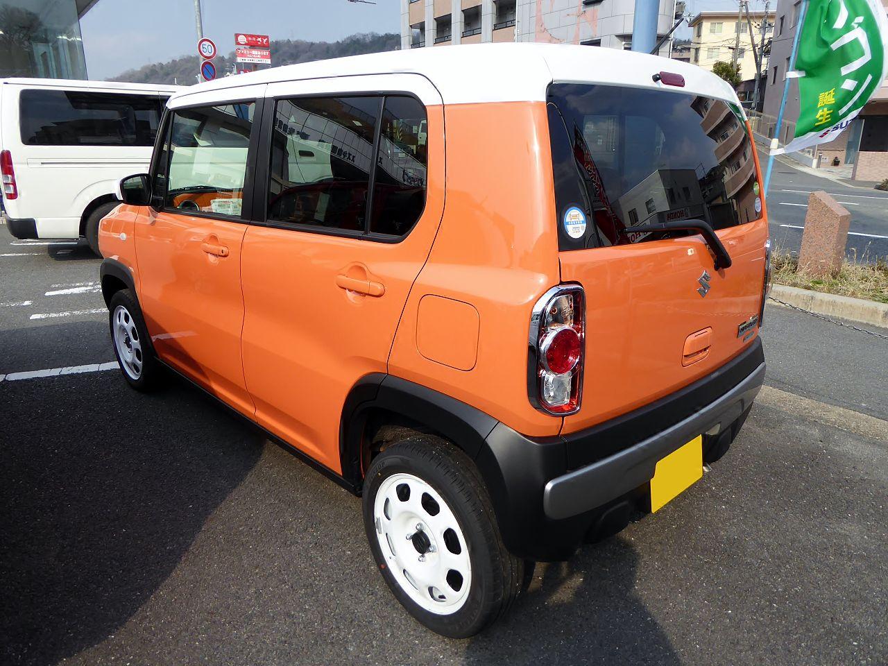 Suzuki Mr Rear Seat