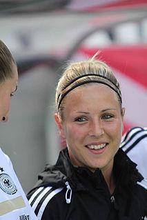 Svenja Huth German female footballer