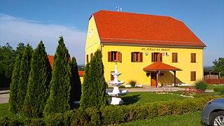 Sveti Juraj na Bregu Municipality in Međimurje, Croatia