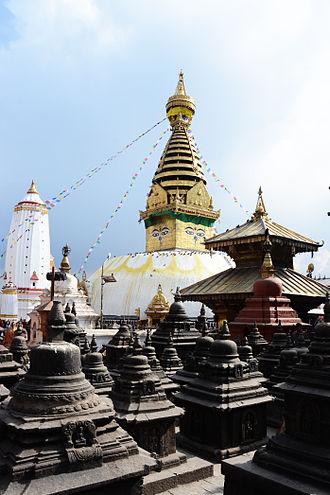 Swayambhunath - Image: Swoyambhu Nath Kathmandu