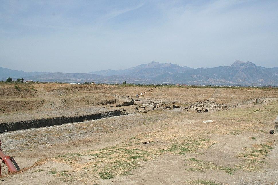 Sybaris archeological park 2