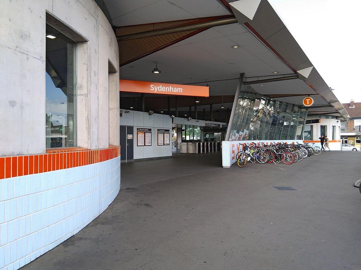 City Line Avenue >> Sydenham railway station, Sydney - Wikipedia