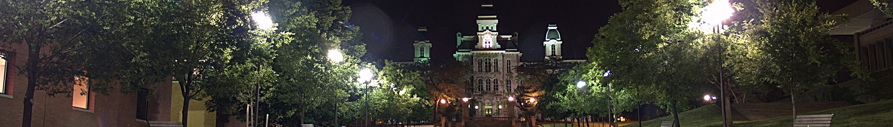 Syracuse University - Hall of Languages After Dark - banner.jpg