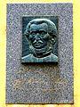 Széchenyi István plaque Szombathely Széchenyi István4.jpg
