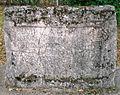 Szentendre - RIU 3 Nr. 840 - Bau- oder Ehreninschrift.jpg
