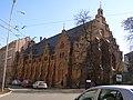 Tělocvična (Brno), Brno - město, Údolní 3, Brno.JPG