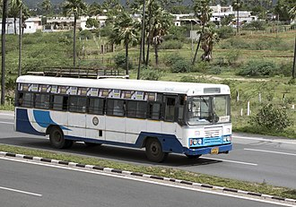 Telangana State Road Transport Corporation - Express Bus