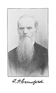 Tarleton Perry Crawford American missionary (1821-1902)