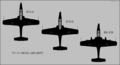 TS-11 Iskra Variants.png