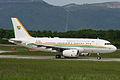 TU-VAS Airbus A319-133X A319 Repubilque Cote d'Ivoire (18669022605) (2).jpg